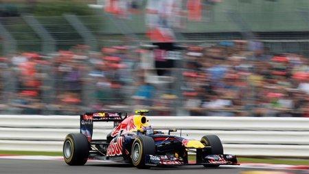 GP de Alemania F1 2011: Mark Webber consigue el mejor tiempo y Ferrari es competitiva