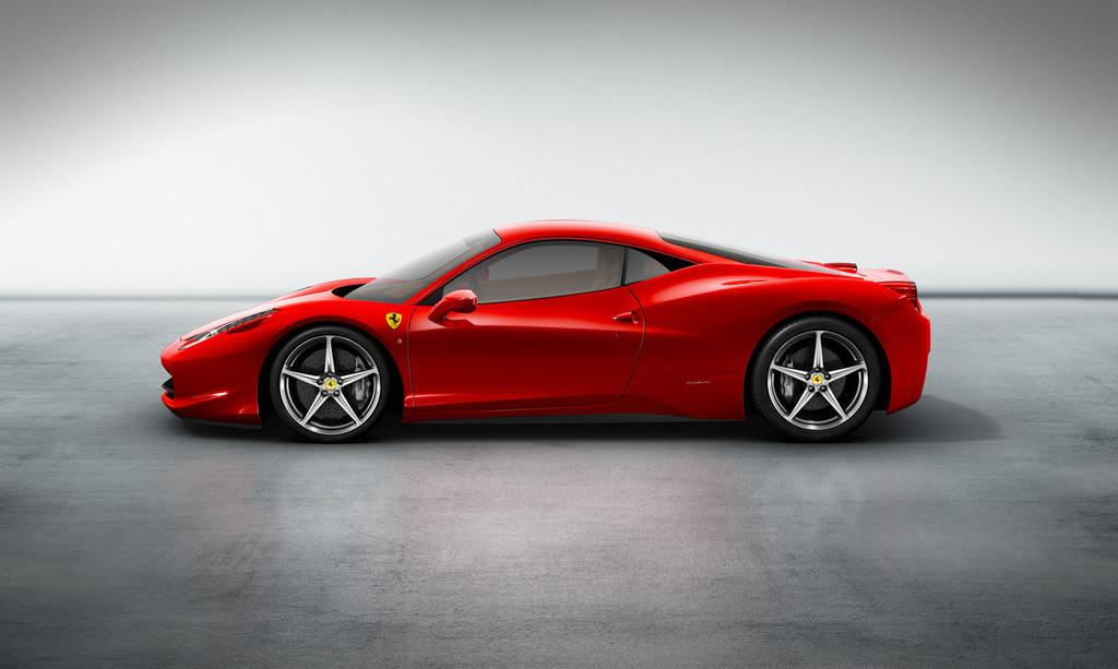 Foto de Ferrari 458 Italia (3/22)
