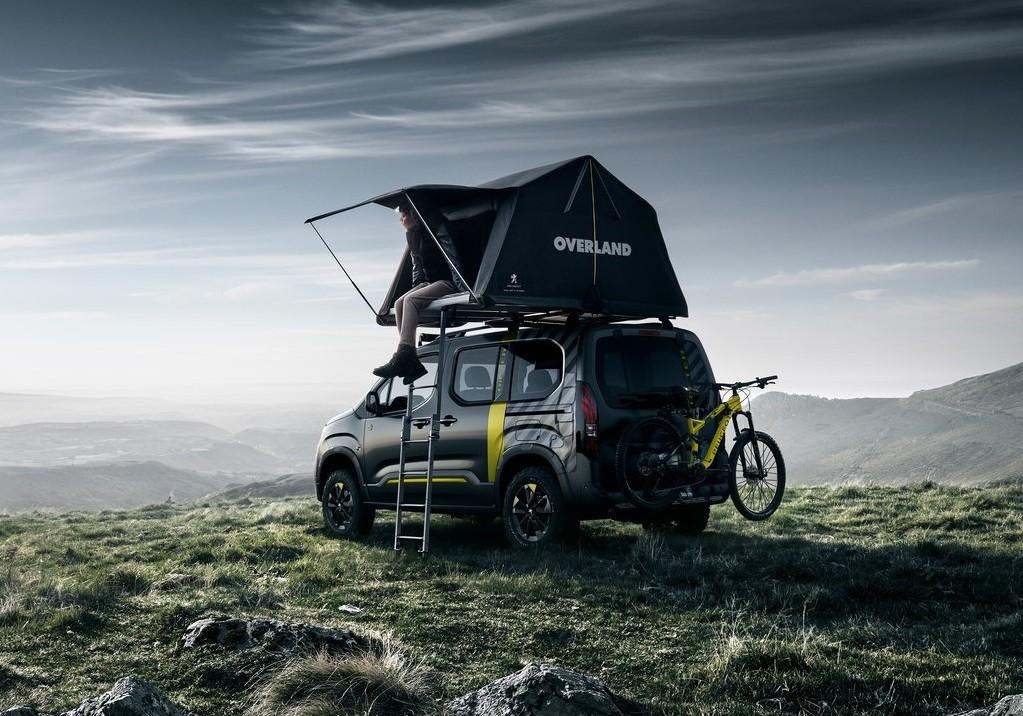 Foto de Peugeot Rifter 4x4 concept (10/13)