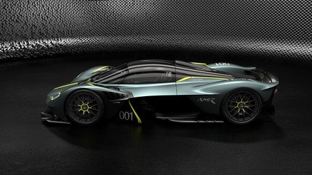 Aston Martin Valkyrie Amr Track Performance 15