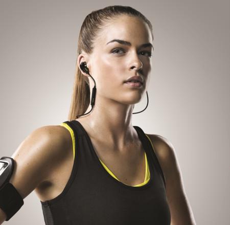 Estos auriculares deportivos de Jabra miden tus pulsaciones mientras escuchas música