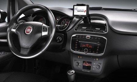 Interior Fiat Punto 2012