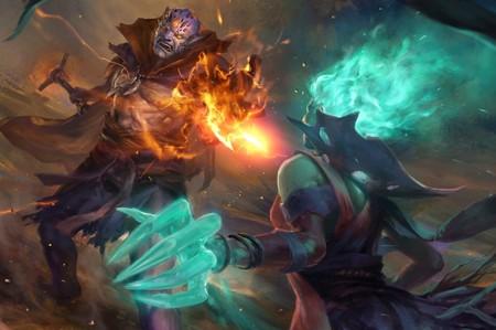 Seis minutos de gameplay de Artifact, el juego de cartas con el que Valve quiere desbancar a Hearthstone