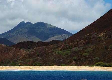 Lugares remotos: Ascensión, la isla de las tortugas verdes