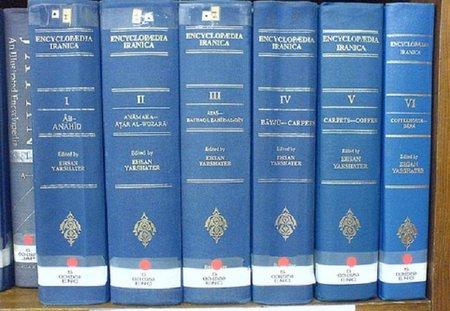 Las enciclopedias 'físicas', ya hace tiempo que pasaron a la historia