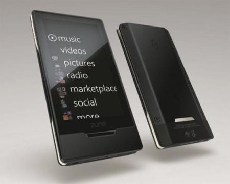 Zune HD frente al iPod Touch, primer asalto