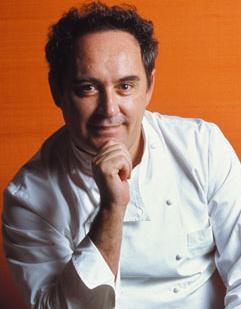 Ferrán Adrià manifiesta que España estará en la vanguardia gastronómica mundial durante años