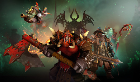 Warhammer Fantasy Battle invade Dota 2 con sus sets temáticos