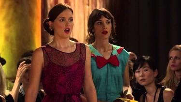 Alexa Chung y su momentazo 'Gossip Girl'... pues tampoco es para tanto
