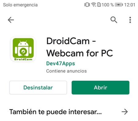 Droidcam Android