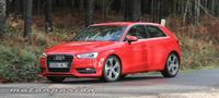 Audi A3 2.0 TDI, prueba (conducción y dinámica)