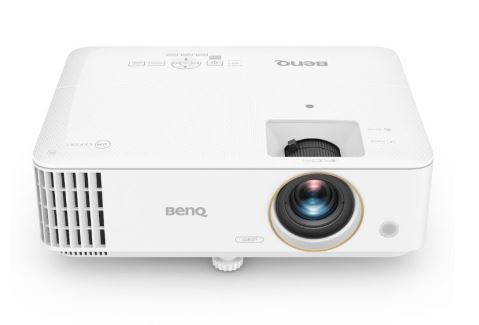 BenQ TH685 Proyector Gaming 1080p 3500lm, HDMI, 3D, Ultrabaja latencia para Consolas 8,3 ms a 120 Hz, Blanco