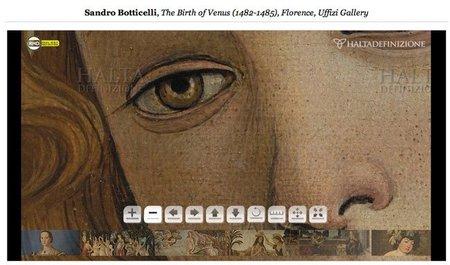 Arte Italiano a 28.000 millones de píxeles