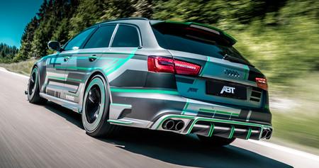 ABT Audi RS6-E Concept