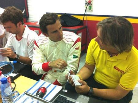 Pedro de la Rosa se deja querer por Hispania Racing F1 Team
