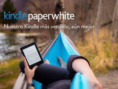 E-reader Kindle Paperwhite con un 20% de descuento y envío gratis