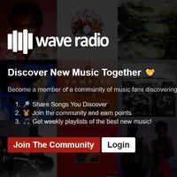 Wave Radio, una comunidad de melómanos en la que descubrir y compartir música se convierte en un juego