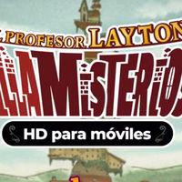 El Profesor Layton y la Villa Misteriosa, ya disponible en HD para iOS y Android