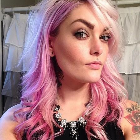 El pelo de colores