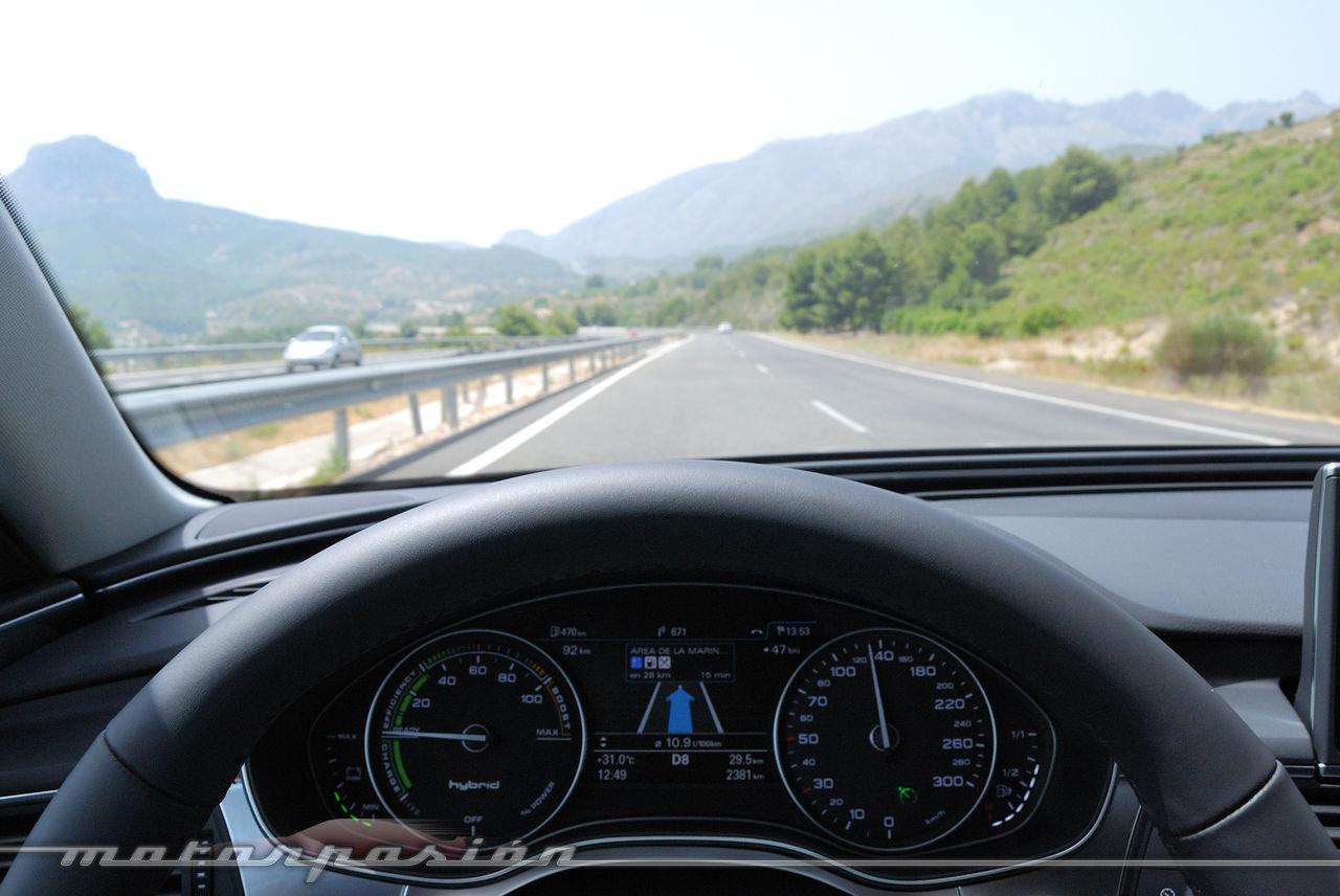 Foto de Audi A6 hybrid (prueba) (60/120)