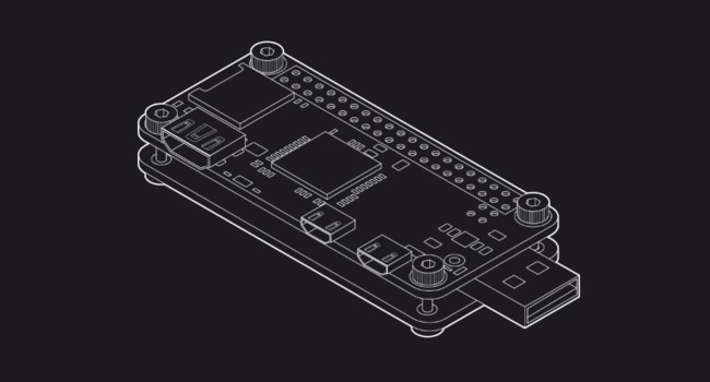 Convierte tu Raspberry Pi Zero en un miniordenador conectable en formato dongle