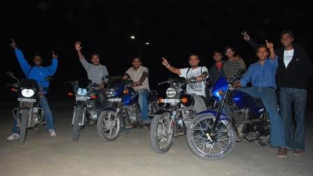 Amigos En Moto