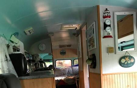 Frankenbus, autobús camper todoterreno