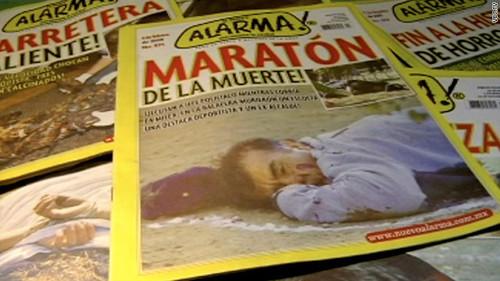 La Nota Roja mexicana: más de cien años del periodismo más escabroso que puedas imaginar