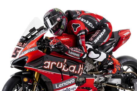 Redding Ducati Panigale V4 R Sbk 2021