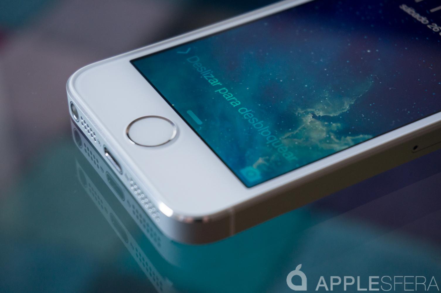 Diseño exterior del iPhone 5s