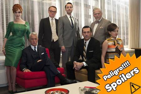 'Mad Men' y la felicidad de Don Draper