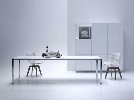 Grandes firmas del diseño contemporáneo crean su mobiliario con HI‐MACS®