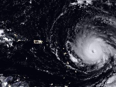 Así han sido los peores huracanes de la historia, y el Irma no era el peor