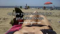 Bikini bridge: otra tendencia peligrosa