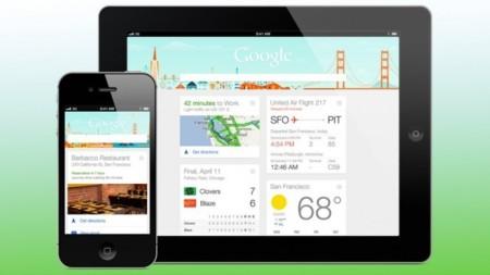 Google Now para iOS demuestra que Apple tiene que ponerse las pilas