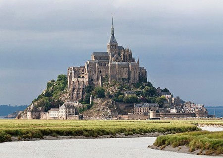 1024px Mont St Michel 3 Brittany France July 2011