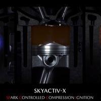 Puro hipnotismo, en vídeo: esto es lo que ocurre en la cámara de combustión del motor Skyactiv-X de Mazda