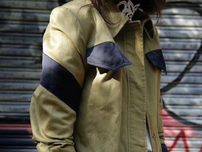 La chaqueta militar perfecta para hacer frente a este (nuevo) Otoño. Flechazos shopping