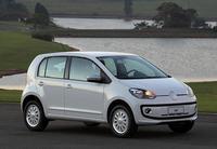 El Volkswagen Up! 'made in Brazil' ya está listo