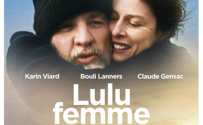 Lulu Mujer Desnuda Poster
