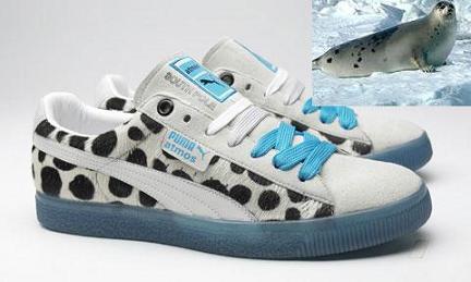 Zapatillas Puma x Atmos inspiradas en especies protegidas