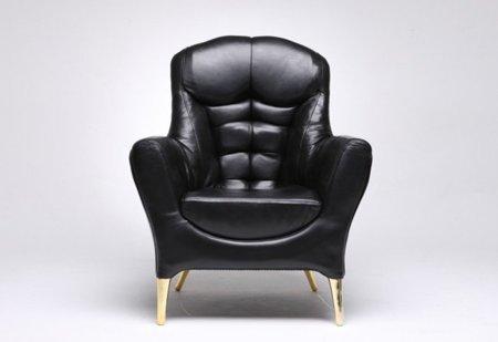 Mr. Chair: un sillón muy masculino