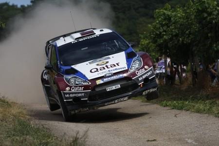 Ford con el objetivo de volver de forma oficial al WRC en 2015