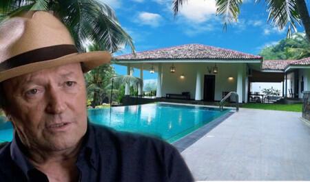 Nos colamos en la espectacular casa de Amador Mohedano: con piscina olímpica y un inmenso jardín