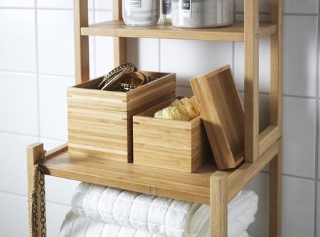 Ikea organización de baños