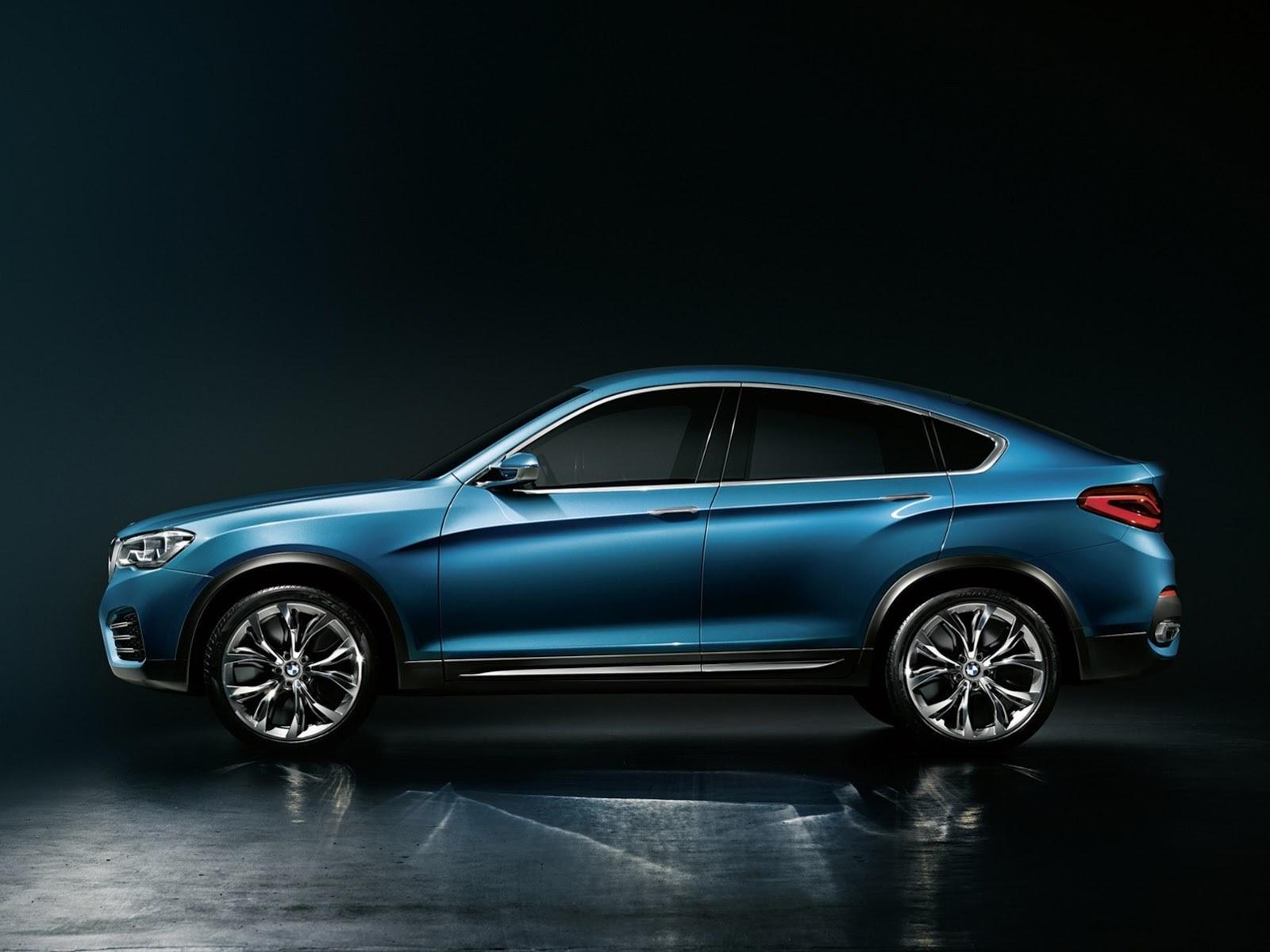Foto de BMW X4 Concept (4/6)