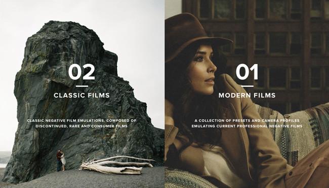 VSCO Films, presets para Adobe Lightroom, Photoshop y Aperture