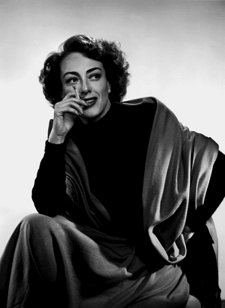 Iconos del estilo: Joan Crawford, la femme fatale del cine