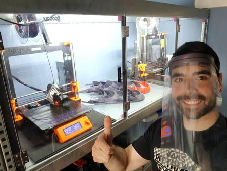 SEAT y Renault contra el coronavirus: aparcan los coches para imprimir en 3D mascarillas y respiradores