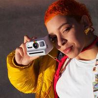 Polaroid Go: así es la que dice ser la cámara analógica instantánea más pequeña del mundo